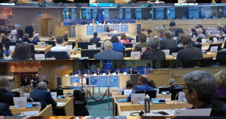 Anhörung von Kommissionskandidierenden