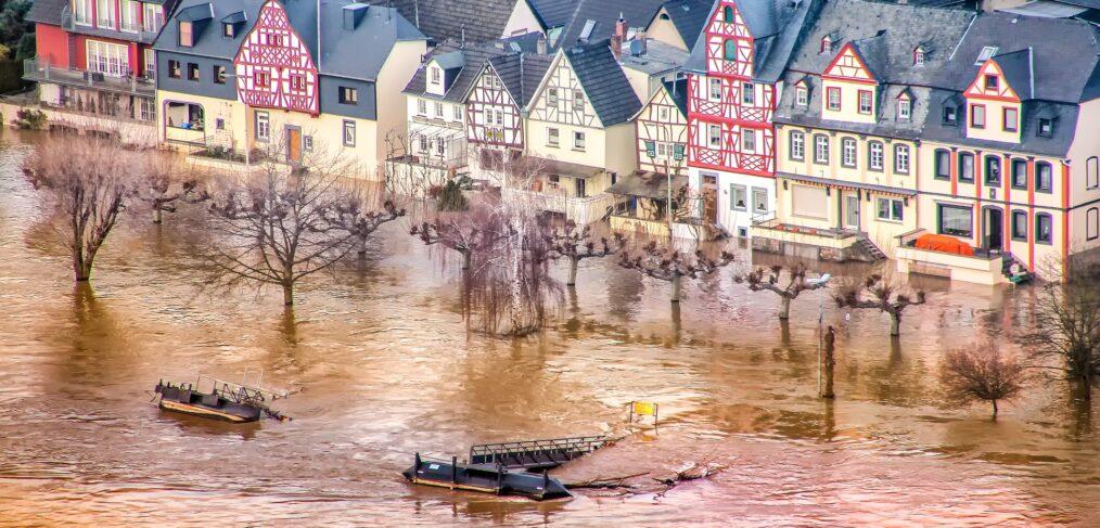 Hochwasser Rheinland-Pflalz Naturkatastrophe
